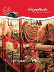 Engeloch Winterreiseprogramm 2015-16