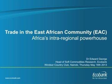 Africa's intra-regional powerhouse