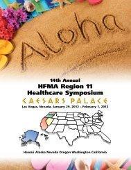 HFMA Region 11 Healthcare Symposium