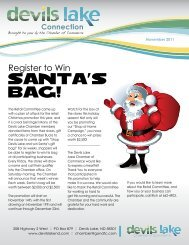 Santa's bag!