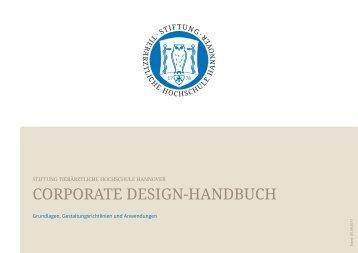 corporate design-handbuch - Tierärztliche Hochschule Hannover
