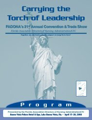 Carrying the Torch of Leadership