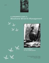 Woodland Wildlife Management