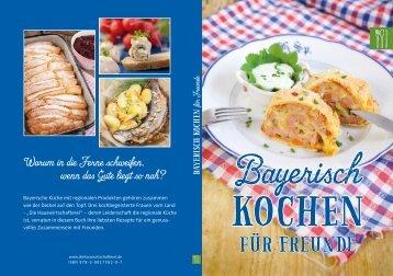 Bayerisch kochen für Freunde