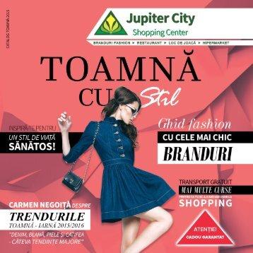 Jupiter City - Catalog Toamna 2015