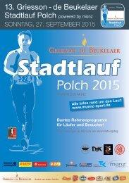 Stadtlauf Polch 2015