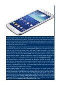 Samsung Galaxy Mobiles: One-of-a-kind Smartphone Experience - Page 2
