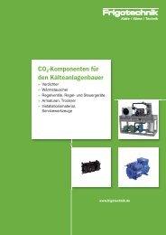 CO2-Komponenten für den Kälteanlagenbauer