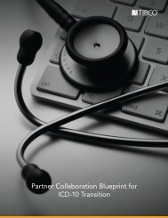 Partner Collaboration Blueprint for ICD-10 Transition