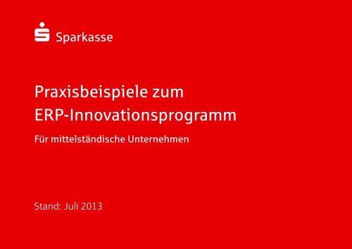 ERP-Innovationsprogramm