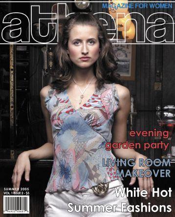 White Hot Summer Fashions