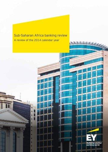 Sub-Saharan Africa banking review