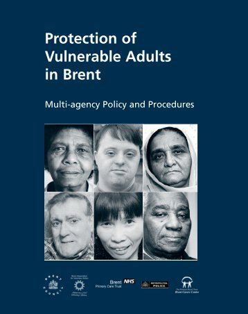 Vulnerable Adults in Brent