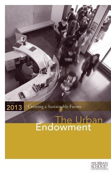 The Urban Endowment