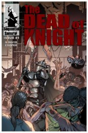 The  Dead of Knight - Issue #1