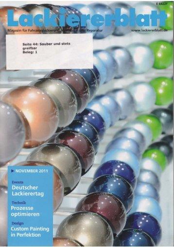Lackierblatt - Erich Drehkopf GmbH