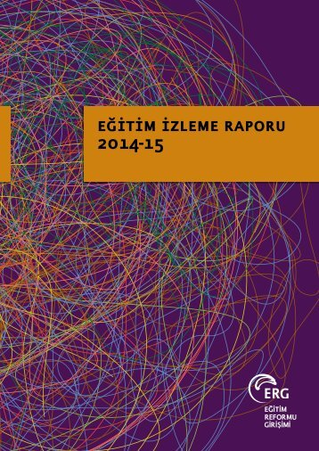 eğitim izleme raporu 2014-15