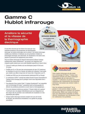 Gamme C Hublot infrarouge