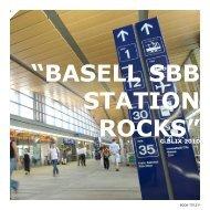 """BASELL SBB STATION ROCKS"""