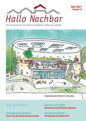 4 free magazines from wohnstadtbau de for Wohn magazine