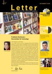 SCHWerPunkt - Deutsche Fachpresse