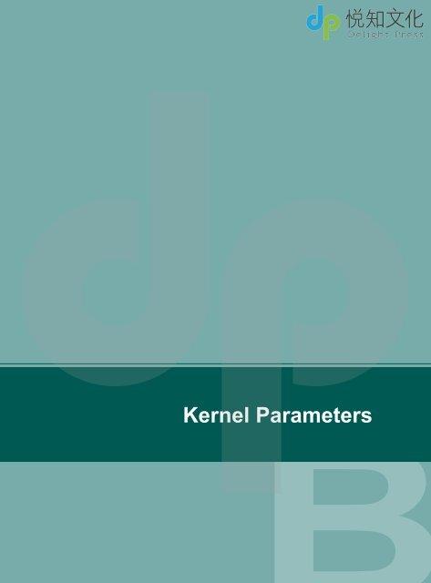 Kernel Parameters
