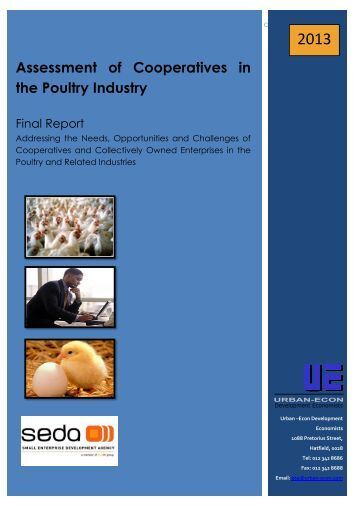 Assessment of Cooperatives in the Poultry Industry - 2013.pdf - Seda