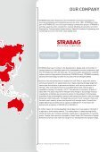 DYWIDAG LNG techNoLoGY KNoW-hoW - Strabag AG - Page 3