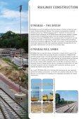 RAILWAY CONSTRUCTION - Strabag AG - Page 3