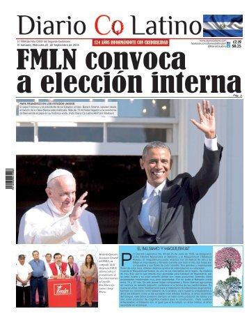 Edición 23 de Septiembre de 2015