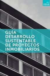 DE PROYECTOS INMOBILIARIOS