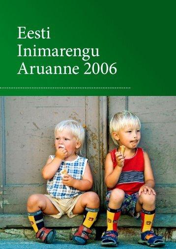 Eesti Inimarengu Aruanne 2006