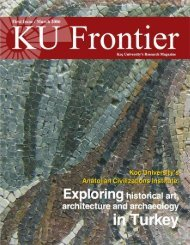 Frontier - Issue #1 - Office of Vice President for Research and ...