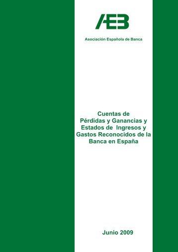 Cuentas de Pérdidas y Ganancias y Estado de - Asociación ...
