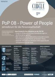 Jahresforum für die personalwirtschaft - Mag. Dr. Leo Hemetsberger