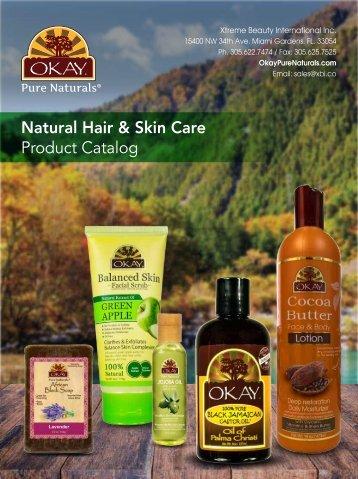 Natural Hair Products Jamaica Okay