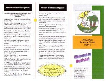 chamber of commerce brochure pdf