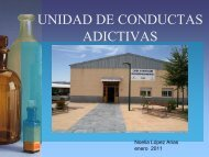 UNIDAD DE CONDUCTAS ADICTIVAS