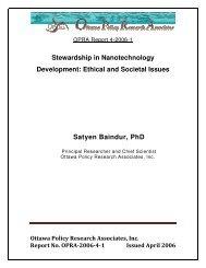 Development Ethical and Societal Issues Satyen Baindur PhD