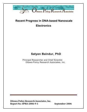 Electronics Satyen Baindur PhD