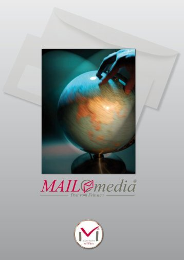 MAILmedia catalogue (PDF) - Mayer-Kuvert