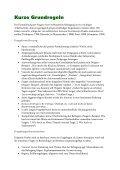 Kurze Grundregeln - Page 2