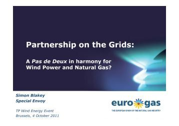 Partnership on the Grids
