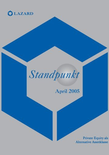 Standpunkt - Lazard Funds