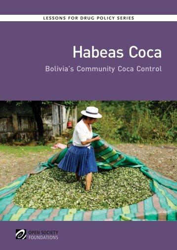 Habeas Coca