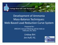 Development of Ammonia Mass-Balance Techniques: Web-Based ...