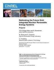 Rethinking the Future Grid Integrated Nuclear Renewable Energy Systems