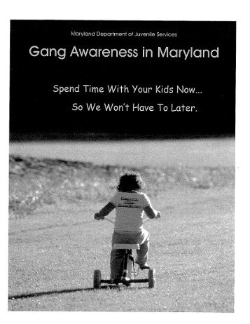 Gangs and Foster Children - D3 and A3 - Ruth H. Young Center for ...