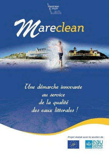 Flyer Mareclean - Ville de Granville