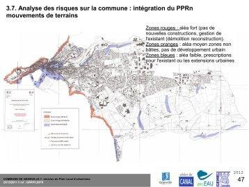 Gestion des risques et enjeux environnementaux - Ville de Granville